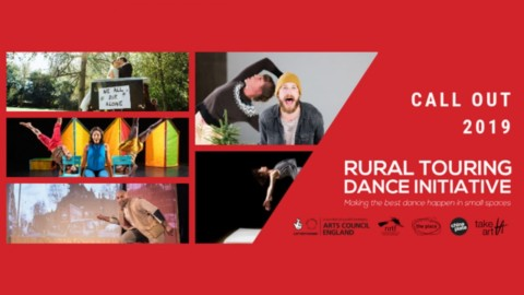 Rural Touring Dance Initiative: Call Out For Artists